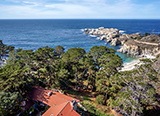 Carmel ocean view real estate for sale