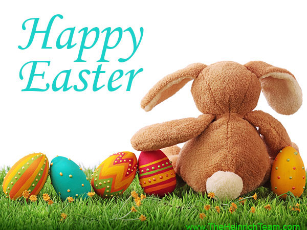 Happy Easter from The Heinrich Team