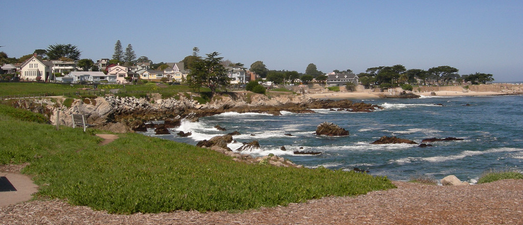 Pacific Grove Homes Tour