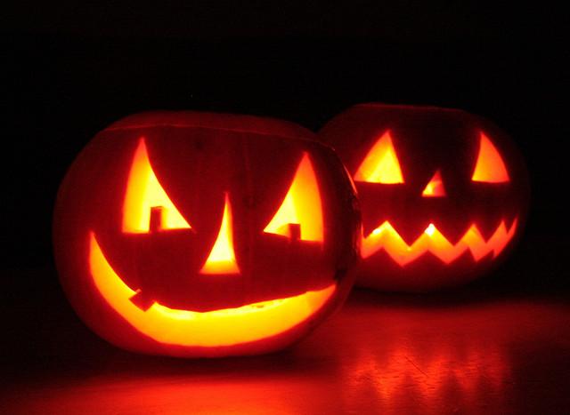 Halloween in Big Sur