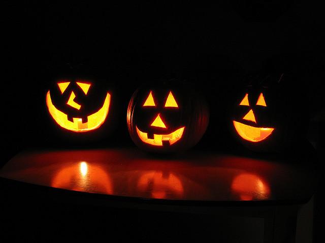 Halloween in Pacific Groove