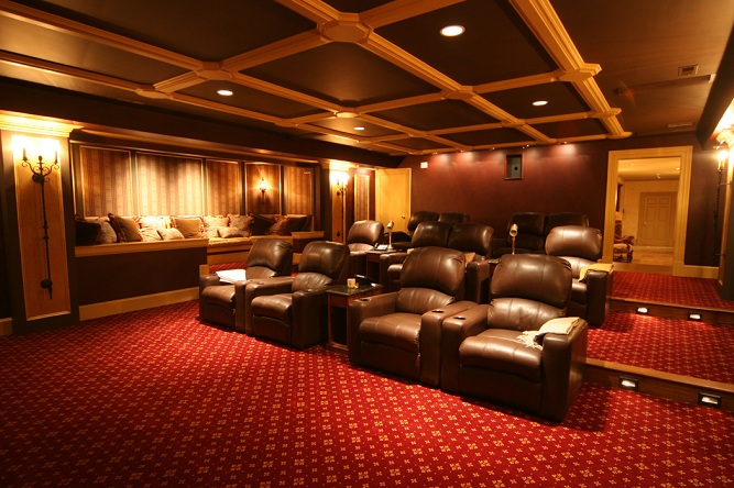 7 considerations when designing your home theater for Luxury home theater rooms