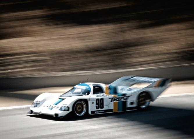 Porsche Festival at Laguna Seca