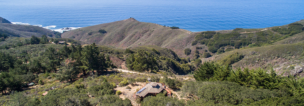 46480 Clear Ridge Road, Big Sur, CA 93920