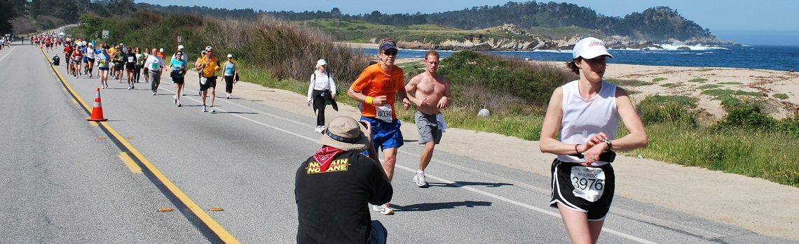 prepare for the big sur marathon