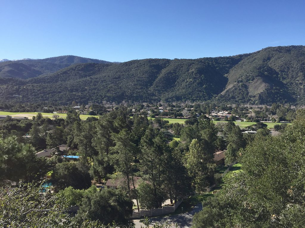Carmel Valley Village View