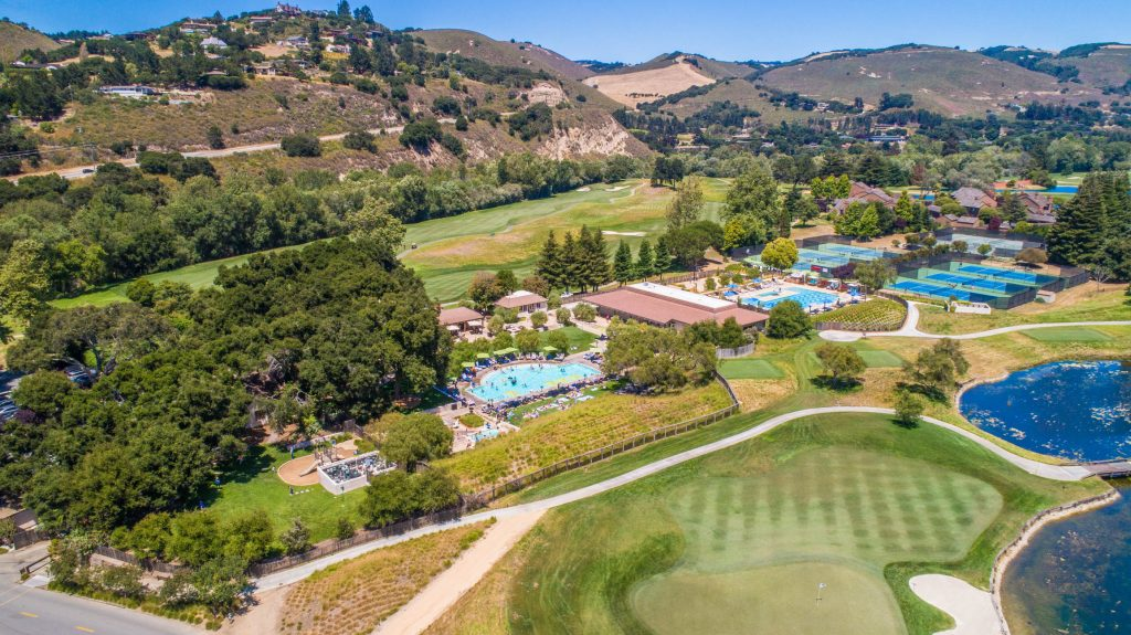 carmel valley ranch golf course