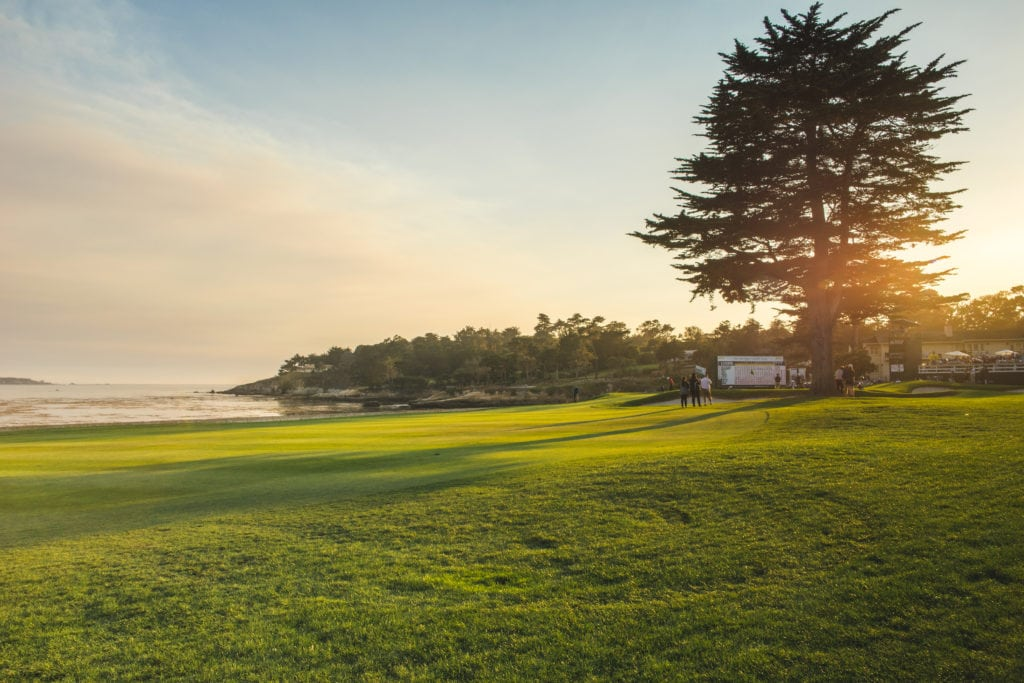 homes for sale on pebble beach golf course