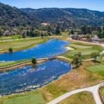 Golf Course, 4th Fairway, 5th Green