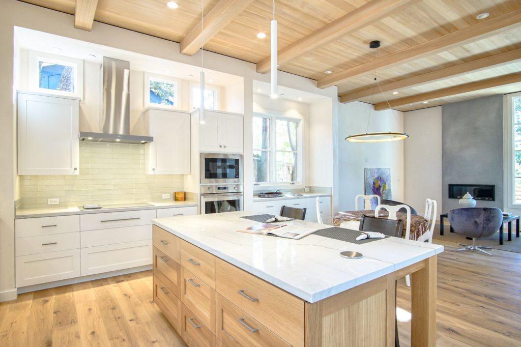 Alan Lehman Design - Stunning Contemporary Carmel Residence Available